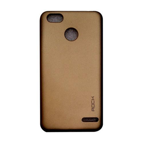 TECNO Spark -K7 Soft Back Cover - Gold