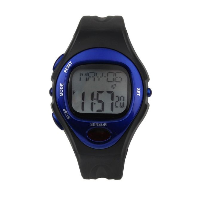 sale on generic digital lcd pulse heart rate monitor calories