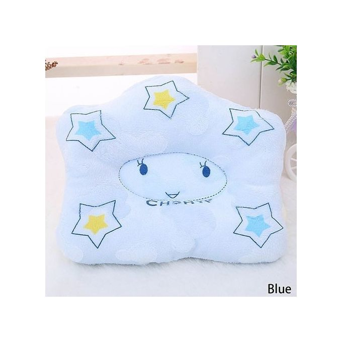 Newborn Baby Shaping Pillow Prevent Flat Head Infant Boy Girl Bedding Pillows –  مصر