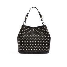 55fb28162e67f GWYSEN Ladies hobo with stud detail Handbags