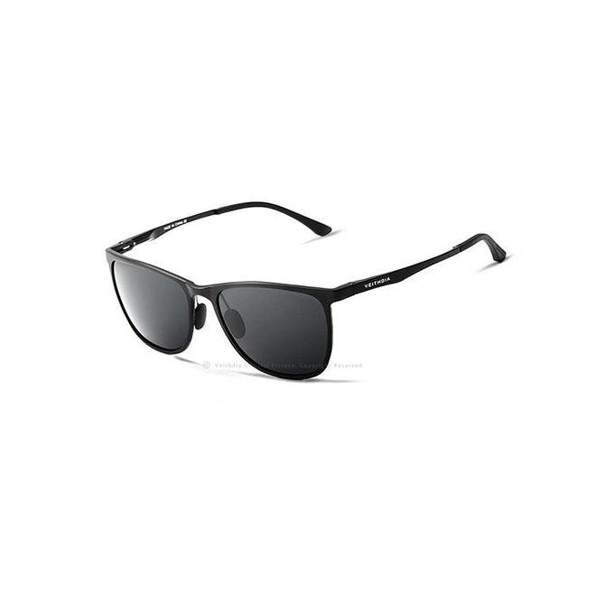 d80bc19b378 VEITHDIA Retro Aluminum Magnesium Brand Sunglasses Polarized Lens Vintage  Eyewear Accessories Sun Glasses Men Women