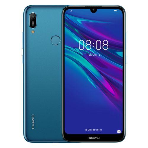 Y6 Prime (2019) - 6 09-inch 32GB/2GB Dual SIM 4G Mobile Phone - Sapphire  Blue
