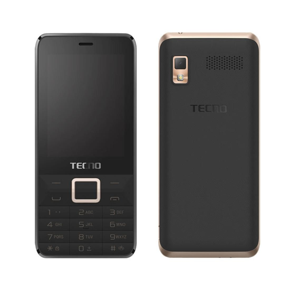 Tecno T472 - Dual SIM Mobile Phone - Gold Price in Egypt