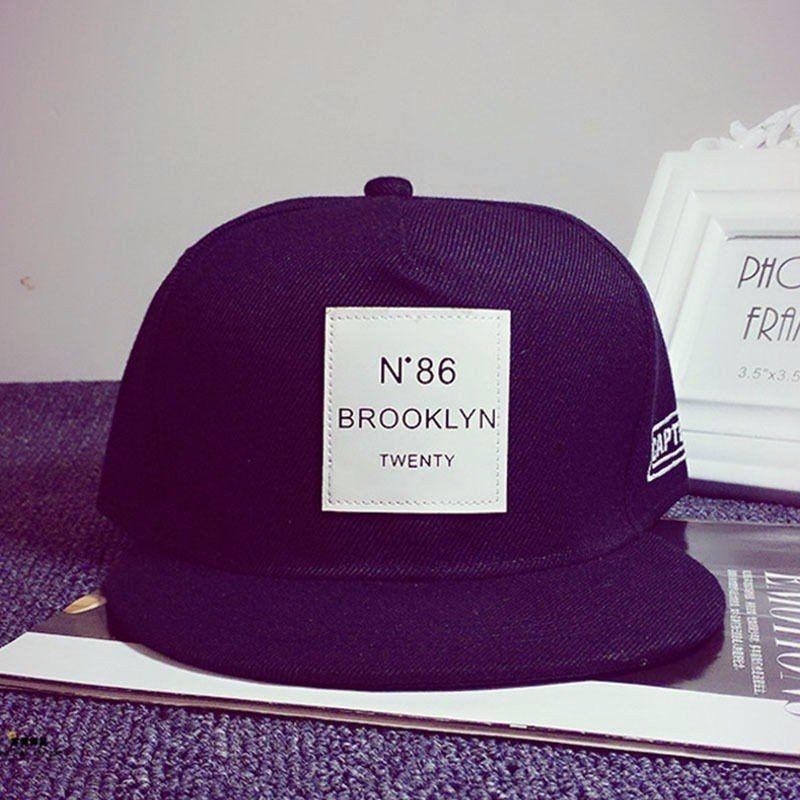 ab43f6a53833a Fashion Fashion NEW Men Unisex Bboy Hip Hop Adjustable Baseball ...