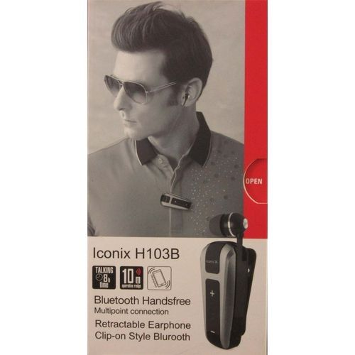 iConix Bluetooth Hands-free Multi-point Connections - H103b
