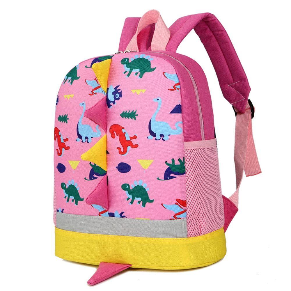 Neworldline Baby Boys Girls Kids Dinosaur Pattern Animals Backpack ... 701022637869a