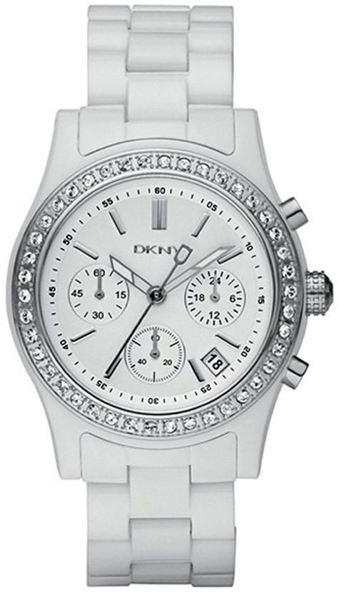 0be544343 سعر DKNY Ny8165 - Stainless Steel Watch - For Women - White فى مصر ...
