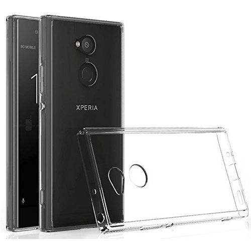Unomo Back Soft Ultra-thin Transparent Cover For Sony Xa2
