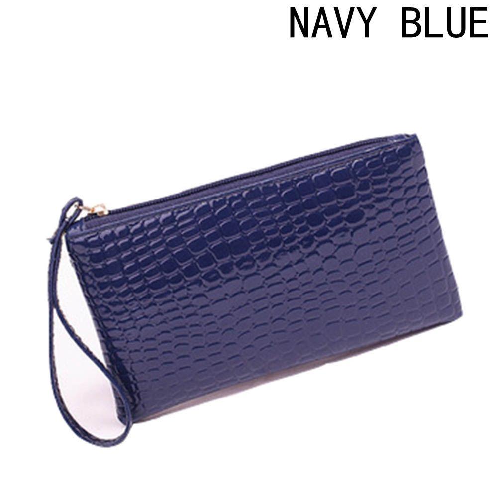 Buy Fashion 1 Pcs Women Crocodile Leather Clutch Handbag Bag Coin Purse in  Egypt 4831256e87a93