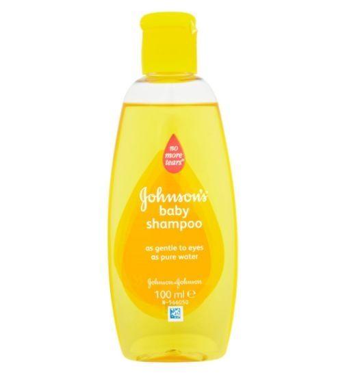 Johnson's Baby Shampoo - 100ml