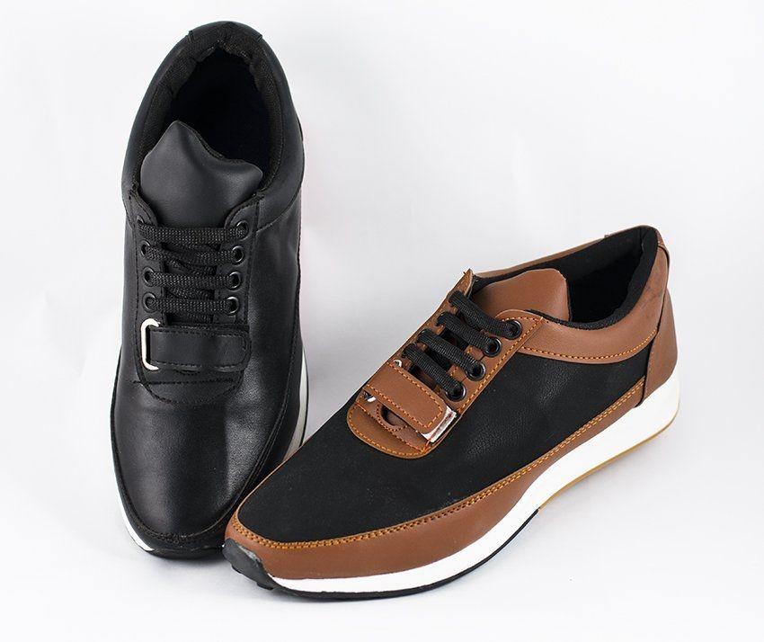 c6f51ef09 سعر No Brand حذاء سنيكر اسود و بني فى مصر | جوميا | أحذية | كان بكام