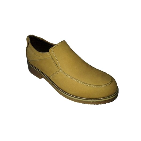 109cbe647 Generic حذاء رجالي جلد طبيعي (شمواه) - جملي- مرن -مريح للقدمين -مصنوع من  خامات عالية الجودة لتناسب كل الاذواق