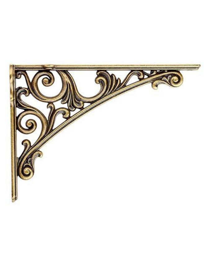 Shelf Bar - 200 X 142 mm - Gold