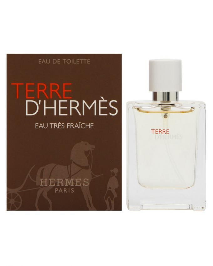 4b07f162a سعر Hermes Terre D'Hermes Eau Fraiche – For Men - EDT - 125ml فى مصر ...