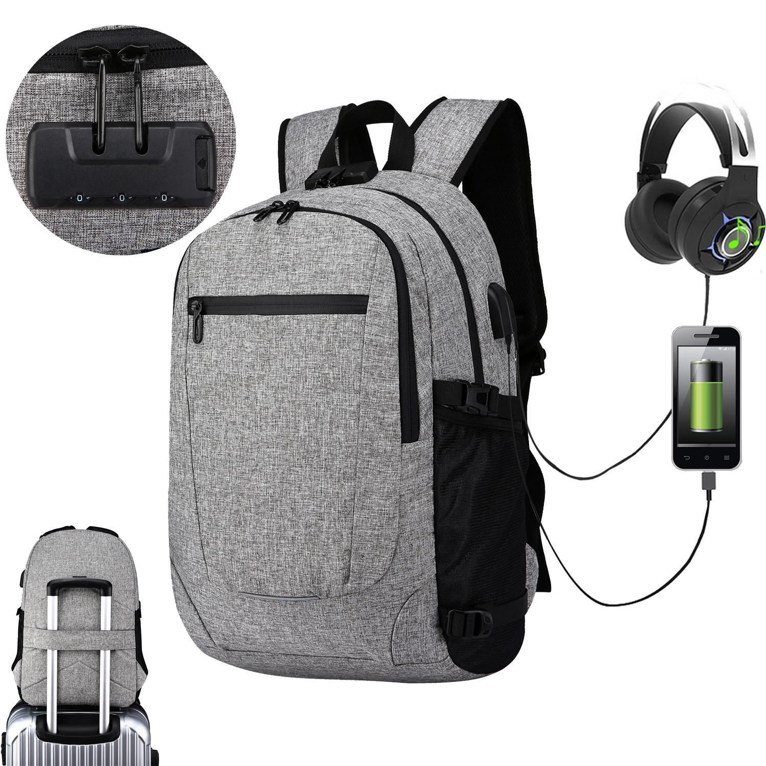 81a6213688ec Louis Will Laptop Backpack