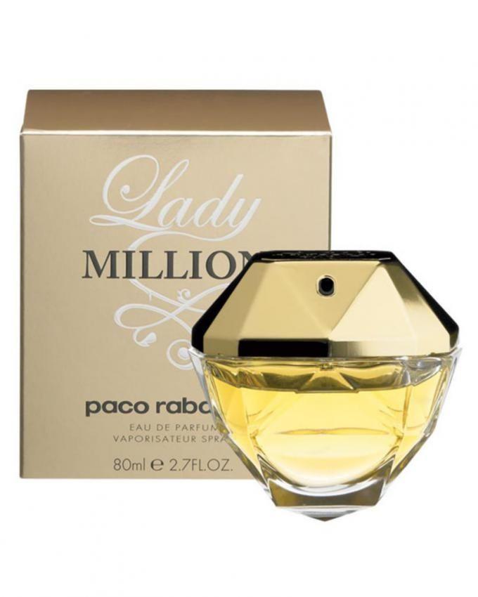 784f4464a Paco Rabanne Lady Million - EDP - For Women - 80ml | البرفانات ...