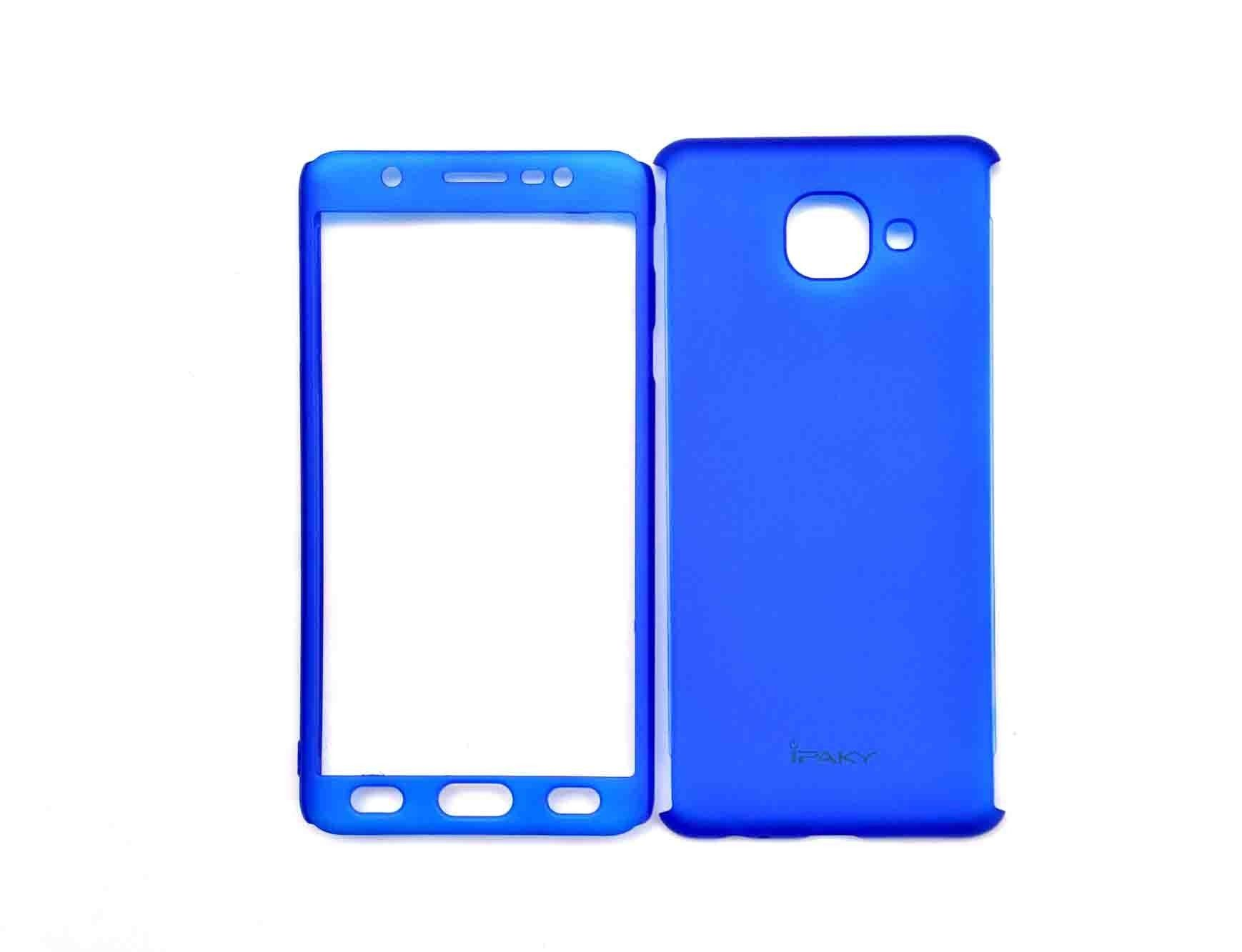 buy popular f06cb 81747 iPaky Xiaomi MI A1 - 360 Full Protection Cover - Transparent Blue ...