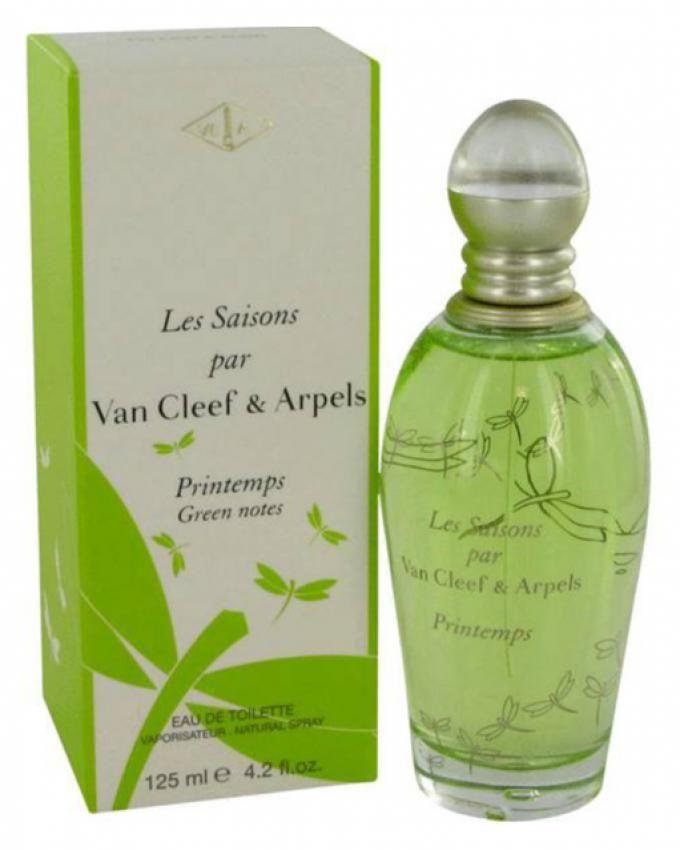 665719665 Van Cleef & Arpels Les Saisons Printemps - For Women - EDT - 125ml