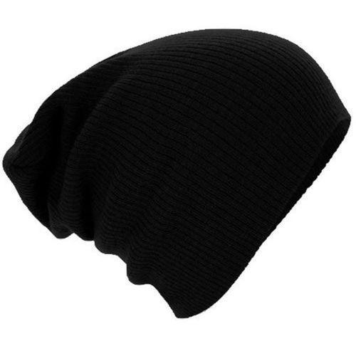 f21cc182179 Buy Fashion NEW Unisex Men Women Warm Winter Beanie Cap Oversize Knit Ski  Slouchy Baggy Hat