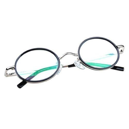 cad56fb215 Fashion Retro Rimmed Reading Glasses Round Lenses +1.5 With Case Cloth Black