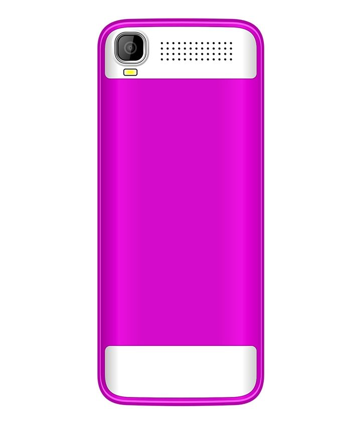 K360 - 1.77 Dual SIM Mobile Phone - Fuchsia