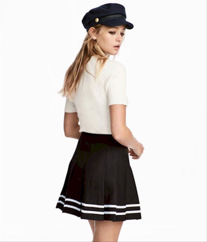 28a71fa576 H&M Short Pleated Skirt Price in Egypt   Jumia   Skirts   kanbkam