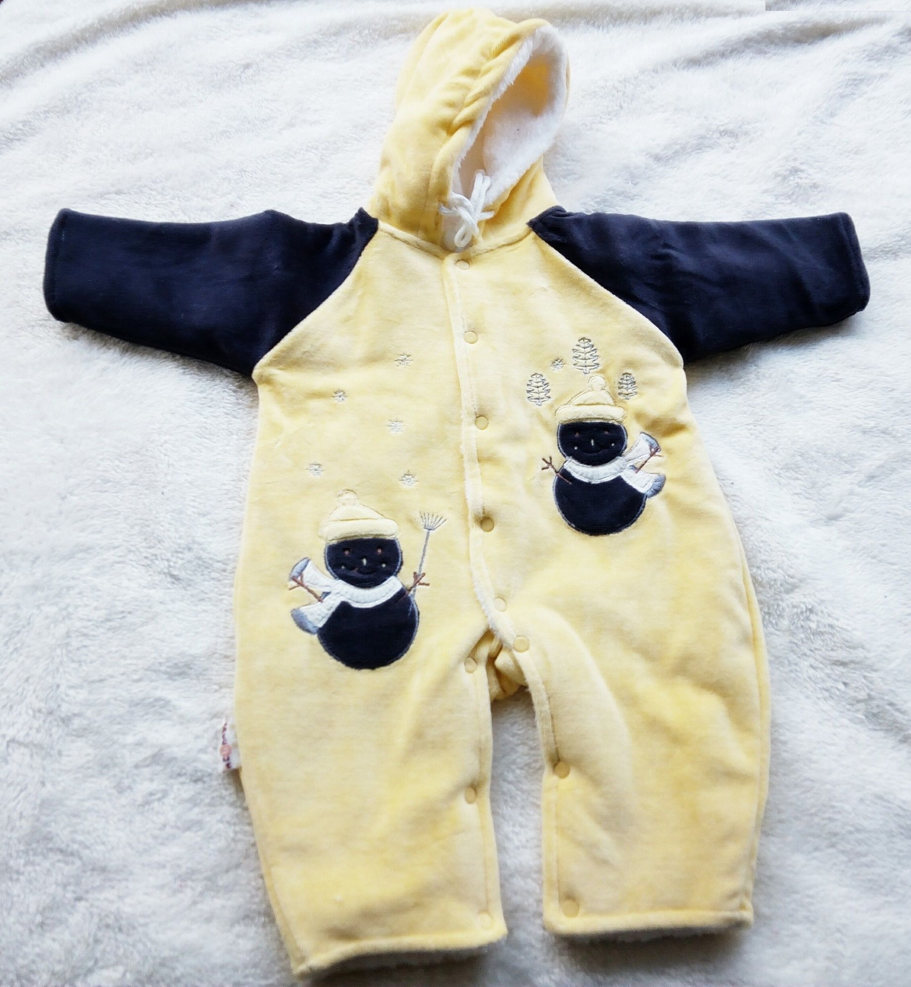 bbbb8fd96 Generic Baby Bunting Snow Suit Jump Suit Unisex Price in Egypt ...