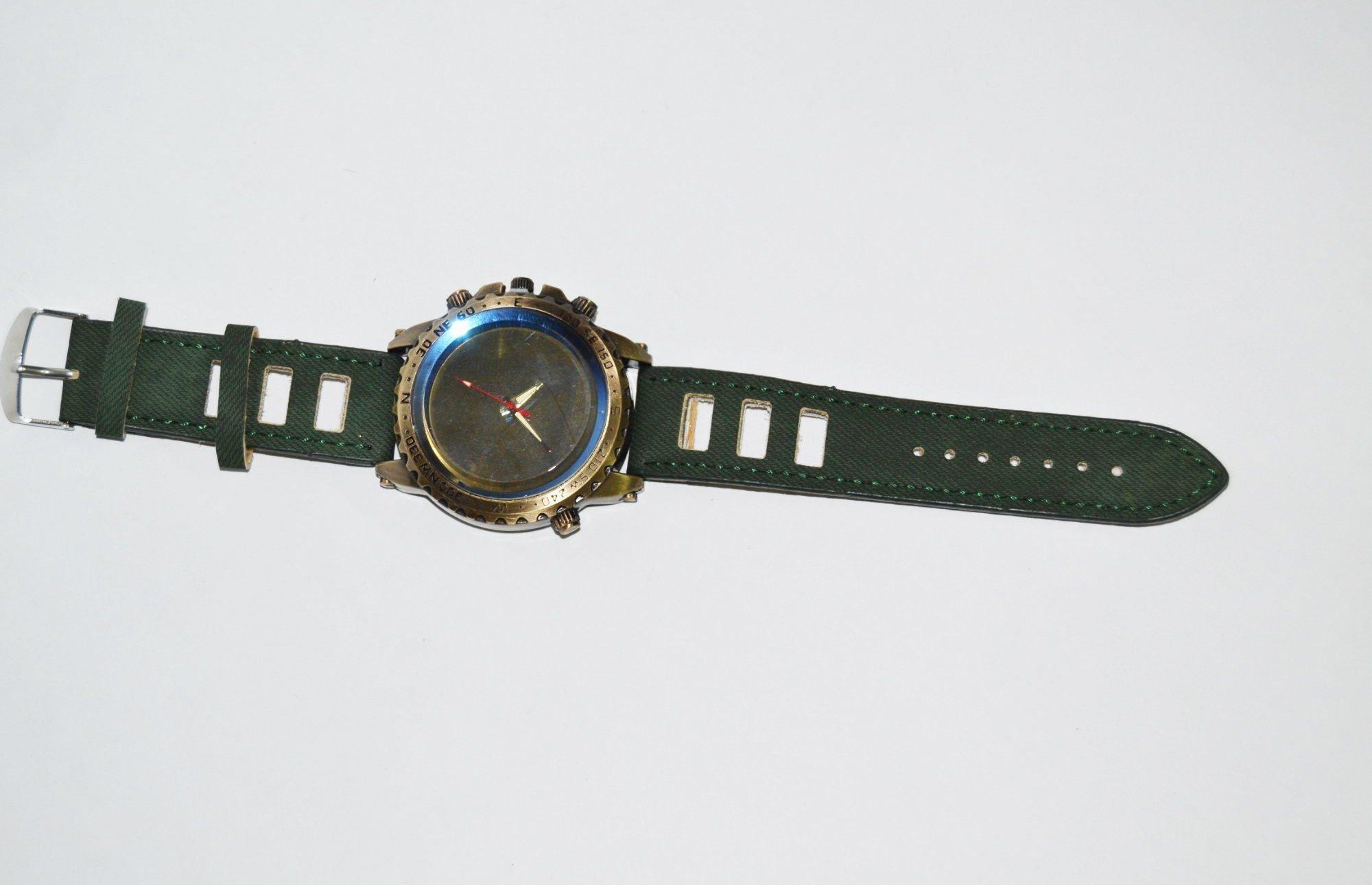 5f6eb9807 سعر Leather Vintage Watch ساعة حريمي جلد برتقالى فى مصر | سوق ...