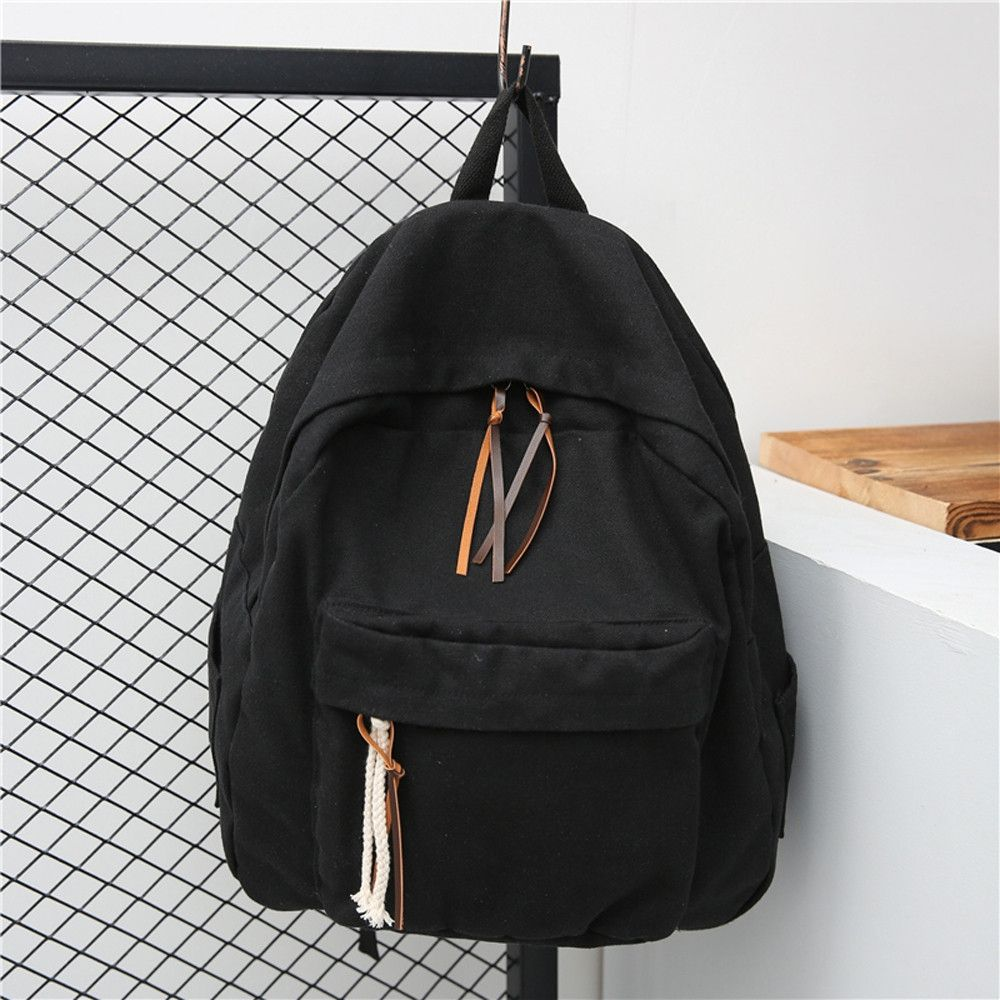 Neworldline Men Women Backpack High Quality Cute Canvas Backpack