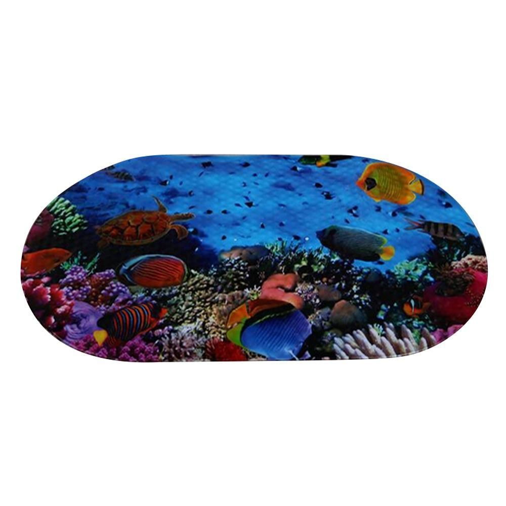 Louis Will Non-Slip Antiskid Bath Mat With Suction Cups Home ...
