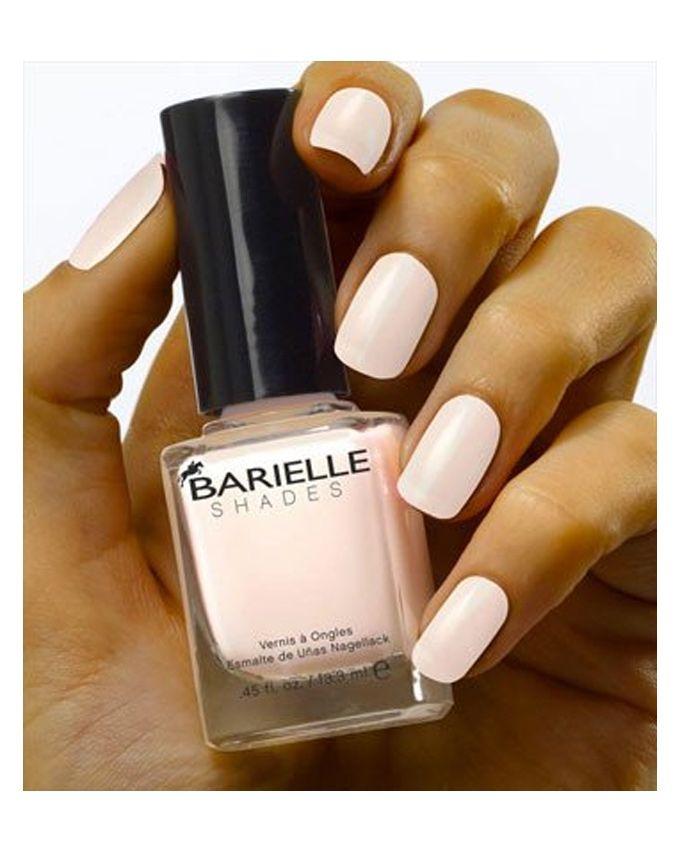 Barielle 5124 Delicate Dancer Nail Polish - Opaque Light Peach ...