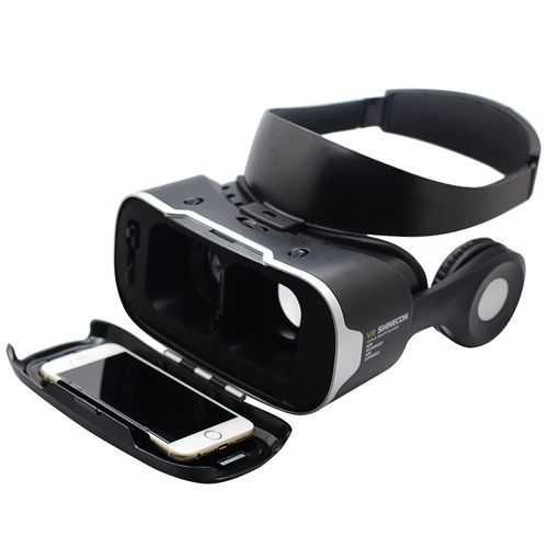 c9a17b46e VR Shinecon 3D Vr Box Virtual Reality Glasses For Movies / Games For All  Smart Phones 4 to 5.5 inch