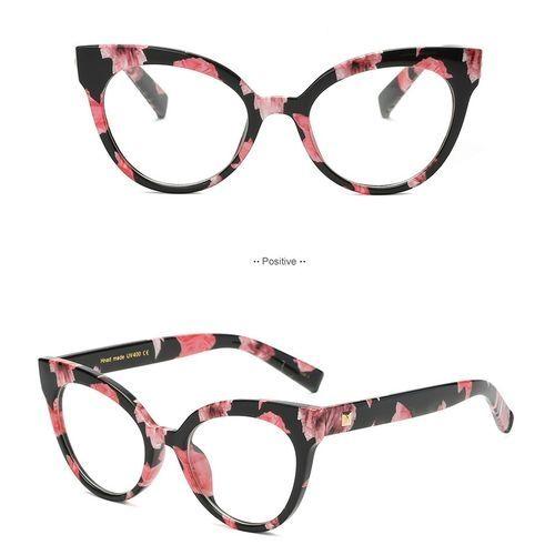 1f3d20950f Fashion Tcetoctre Fashion Vintage Transparent Lens Retro Eyewear Glasses  Ladies Man-As Shown