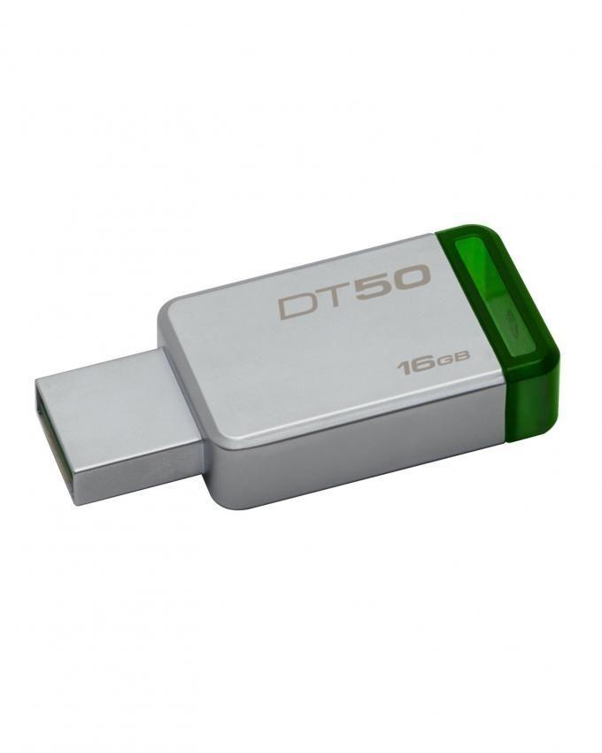 Kingston 16 GB Data traveler DT50 USB 3.1 Flash Drive