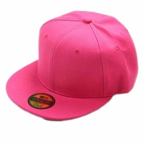 caa50b3a361a75 Fashion Multi-Color Unisex Plain Snapback Hats Hip-Hop Adjustable ...