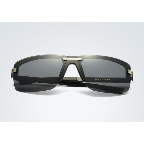 124a6f11a6d Buy Fashion Men And Women Polarized Sunglasses Colorful Lenses Sunglasses- black in Egypt