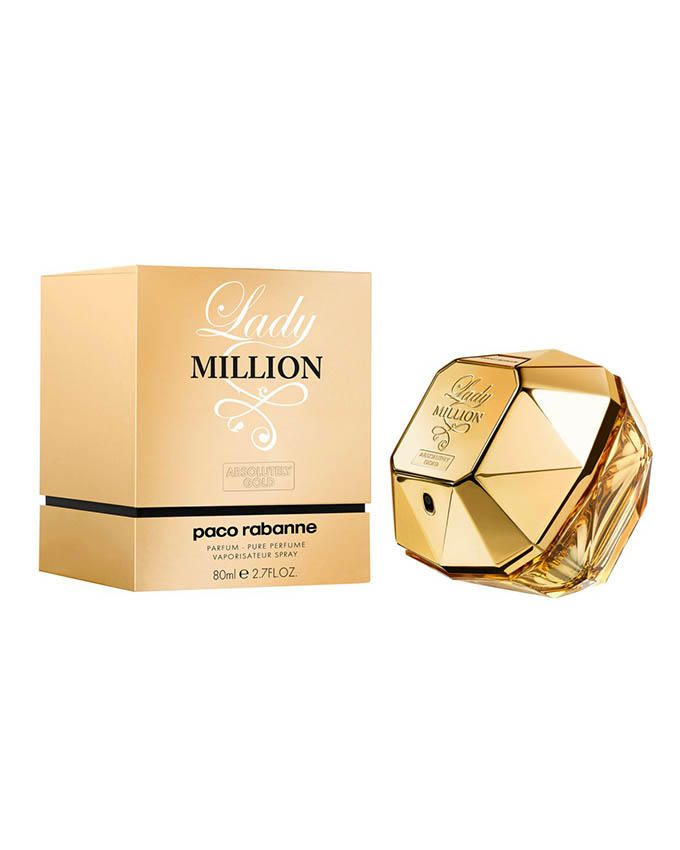 3077a0ad8 سعر Paco Rabanne Lady Million Absolutely Gold – For Women – EDP ...