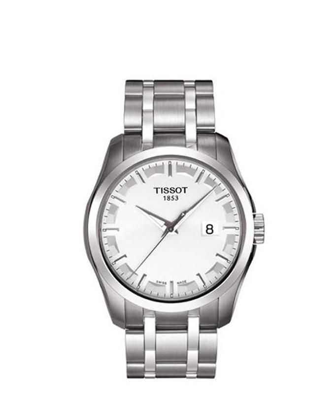 7d17bd0dd سعر Tissot T035.410.11.031.00 Stainless Steel Watch - Silver فى مصر ...