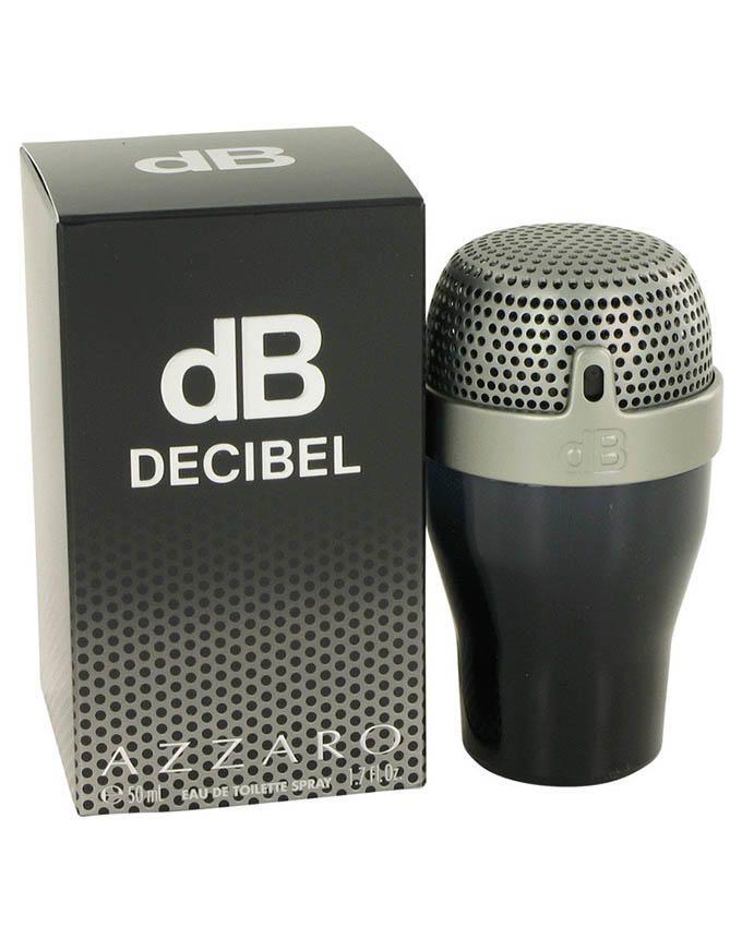 Azzaro Decibel Db- For Men – EDT – 50ml