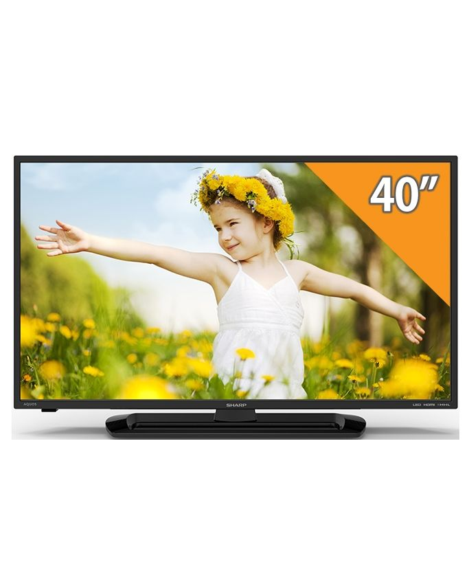 Sharp Aquos LC-40LE265M - 40 inch Full HD LED TV Price in