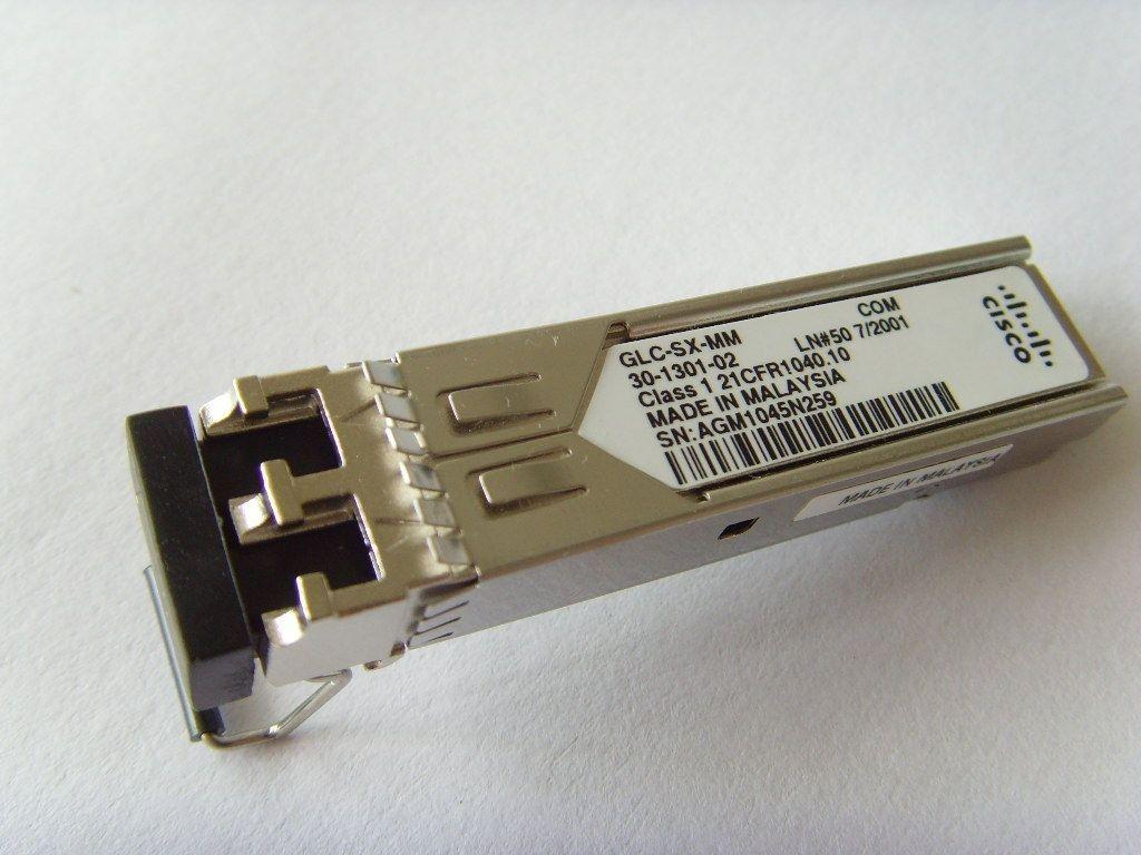 Cisco Module 1000Base-SX Fiber Optic Cisco GLC-SX-MM SFP Switch Router Multimode