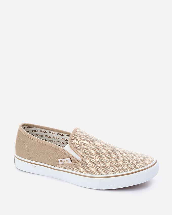 Fila Mario Handsooth Shoes - Beige