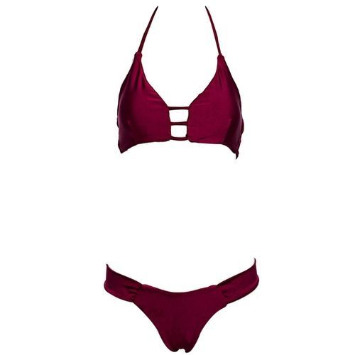 Generic Sexy Sling Swimsuit - Red