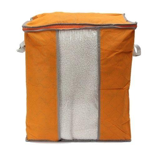 Universal Foldable Storage Bag Clothes Blanket Closet Sweater Organizer Box Household