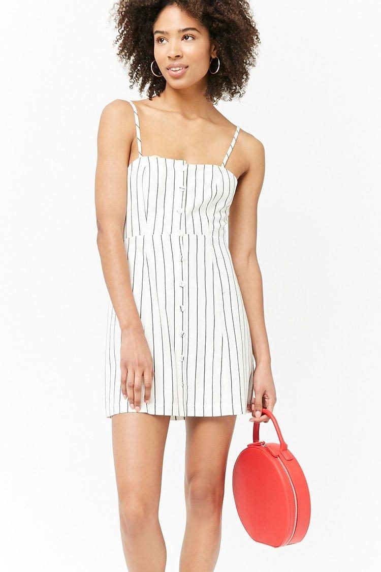 a7847c2b88 Forever21 Striped Cami Mini Dress Price in Egypt