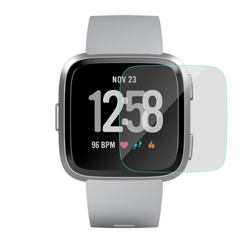 3251cf1bd Generic Transparent Clear Screen Protection Film For Fitbit Versa. 43.00.  جنية مصرى