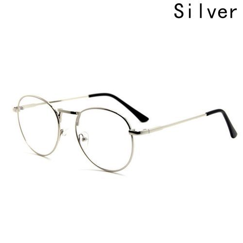 b1ee8f5e6 Fashion Classic Gold Frame Clear Glasses Myopia Clear Frame Glasses ...
