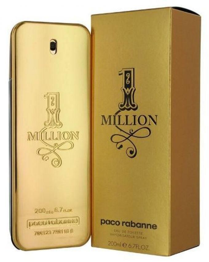 6f18e79b1 سعر Paco Rabanne One Million - EDT - For Men - 200ml فى مصر | جوميا ...
