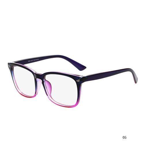 92d706eb5f Fashion Hequeen Sexy Vintage Fashion Big Box Big Frame Women Unisex Girls Plastic  Plain Eye Glasses