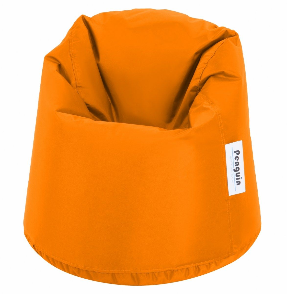 Pleasant Penguin Waterproof Baby Bean Bag 60 40 Orange Price In Machost Co Dining Chair Design Ideas Machostcouk
